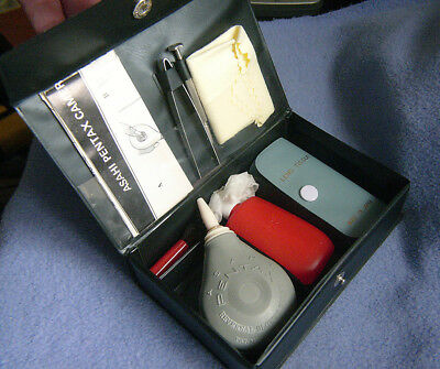Vintage Asahi Pentax Camera Maintenance Kit