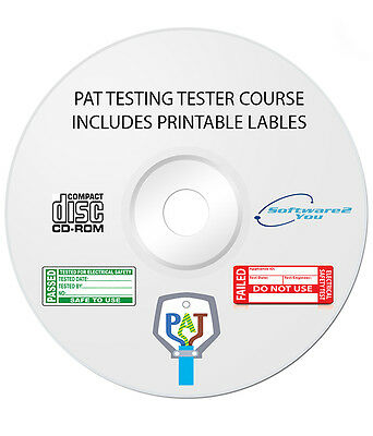 Teach Yourself Pat Testing Training Complete Course On Cd