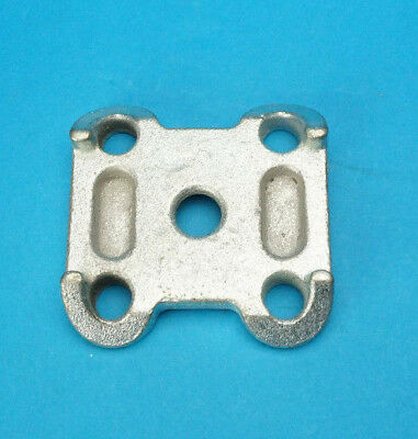 Clamp Base Plate for U Bolt Axle Spring Leaf on Ifor Williams Trailer Horse Box