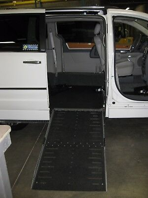 2010 Chrysler Town & Country LUXURY WHEEL CHAIR VAN CUSTOM MADE BY ADAPTIVE MOBILITY SYSTEMS INC,