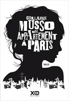 guillaume musso  un appartement a Paris