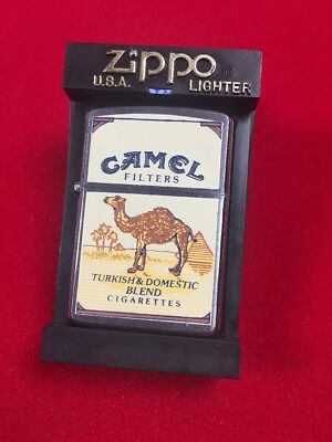 Camel Classic Design 1984 Rare Zippo Lighter Like Z7