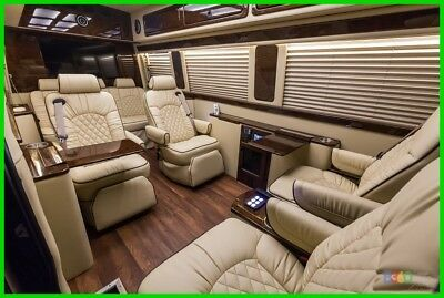 2017 Mercedes-Benz Sprinter SUPER EXECUTIVE EDITION 2017 Sprinter 3500XD Chassis 170.3 In. WB DRW Standard New Turbo 3L V6 24V RWD