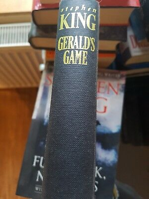 Stephen King. Gerald's Game