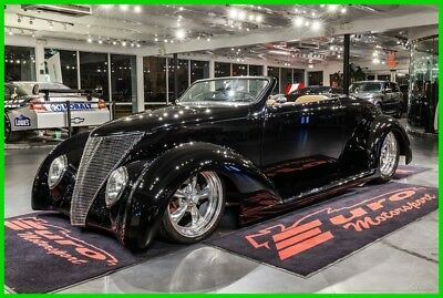1937 Ford Roadster Roadster Custom from bottom up Vette Eng Must See 1937 Used Automatic