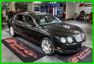 2007 Bentley Continental Flying Spur FULL SERVICE 12K MILES ONLY $600 PER MO. FRESH FULLY SERVICED ONLY 12K MILES!!!
