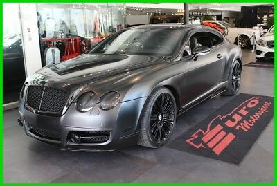 2006 Bentley Continental GT Absolutely Stunning Full Mansory!!!! Gorgeous Triple black . A Must see !! Priced 4 quick sale