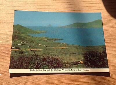 Ballinskelligs Bay And The Skelligs, Waterville