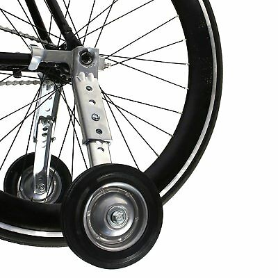 """Adjustable Adult Bicycle Bike Training Wheels Fits 20"""" to 26"""""""