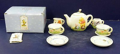 Midwest of Cannon Falls Classic Pooh Easter Teaset- 192689- NEW