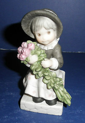 Enesco Pretty As A Picture #472409 One of the Sweetest Moments...- New-RETIRED