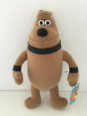 "Wallace & Gromit Preston Soft Plush Toy Large 16"" New with Tag - FREE UK P&P"