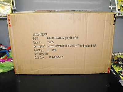 Marvel Heroclix The Mighty Thor Sealed Booster Case