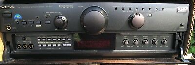 Technics SA AX7 5.1 Channel 600 Watt Receiver