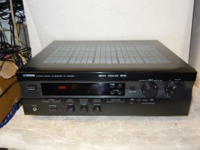 Yamaha RX-V396 RDS Great Home Cinema Receiver+Universal Remote-Sounds Superb.