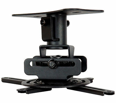 Optoma OCM818B-RU Black Universal Projector Ceiling Mount Bracket
