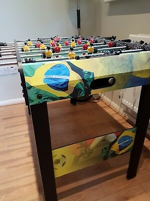 Football Table ~ great condition. Very stable. From Smyths toys originally
