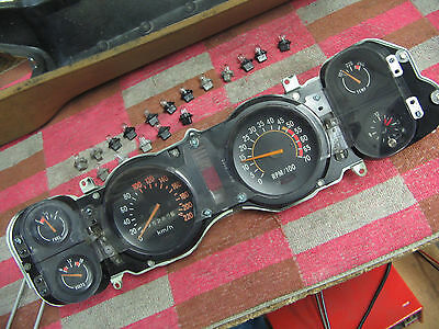 1979-1981 Chevrolet Camaro Kombiinstrument Dash with Gauges kompl. überholt TOP