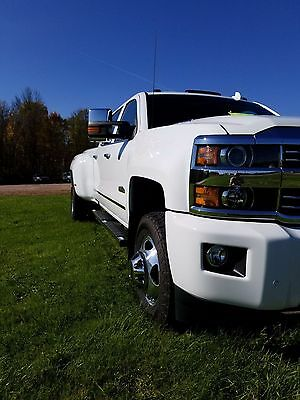 2016 Chevrolet Silverado 3500 High Country 2016 Chevrolet Silverado 3500 HD High Country