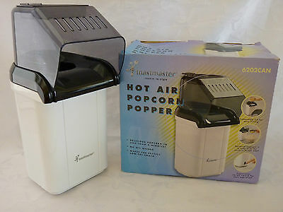 Toastmaster Hot Air PopCorn Popper Maker 1200 W w/ Original Box