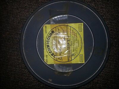 16mm Documentary Sound film PICTURE TO POST