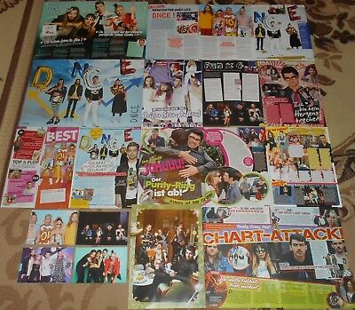 DNCE Joe Jonas Magazine Posters Clippings Collection