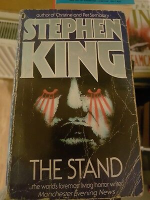 Stephen King.  The stand