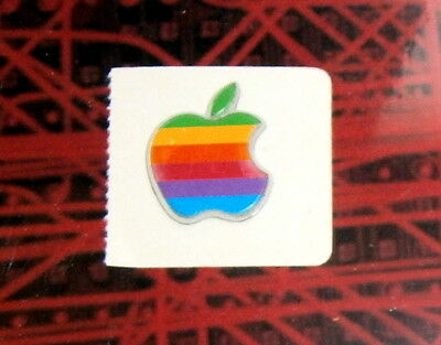 One(1) Front Panel Emblem for the Apple Lisa 2 Series