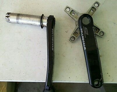 cannondale hollowgram sl cranks