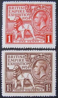 GV 1924 wembley set, fine UNMOUNTED mint. Sg.430/1.