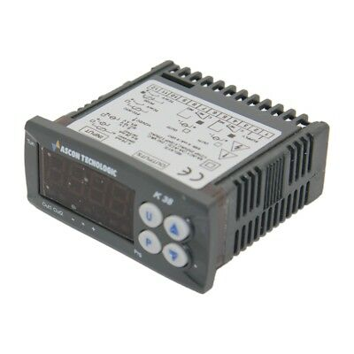 TLK38-LCRR Controller Controlled parameter temperature OUT1 type SPDT