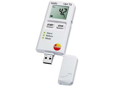 TESTO184-T3 Logger temperature -35÷70°C IP67 Measuring unit °C TESTO