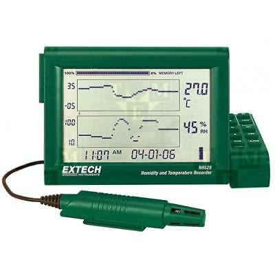 RH520A-220 Logger temperature and humidity Range -28÷60°C10÷95% 3% RH520-220