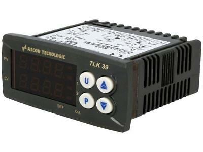 TLK39-LCRR Module controller Controlled parameter temperature ASCON TECNOLOGIC