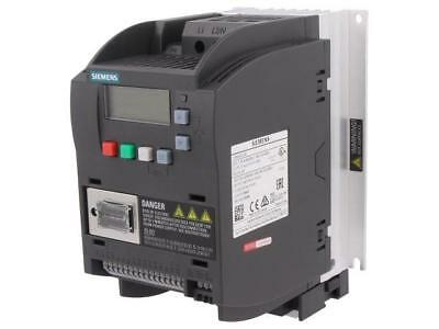 6SL3210-5BE21-5UV0 Inverter Max motor power1.5kW Out.voltage3x400VAC