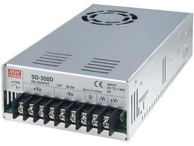 SD-350D-48 Converter DC/DC 350.4W Uin72÷144V Uout48VDC Iout7.3A MEANWELL