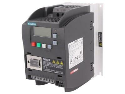 6SL3210-5BE17-5UV0 Inverter Max motor power0.75kW Out.voltage3x400VAC