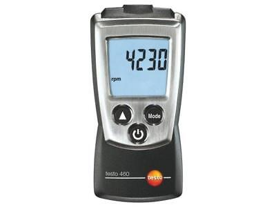 TESTO460 Tachometer Man.series Pocket Display with a backlit IP40 TESTO