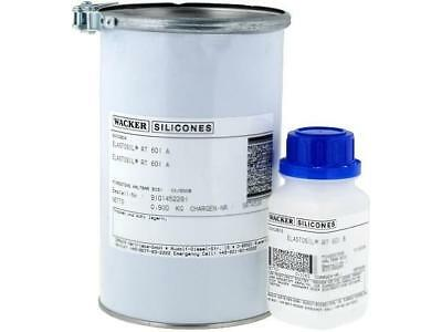 RT601 Silicone encapsulating compound transparent two-component RT601A+B WACKER