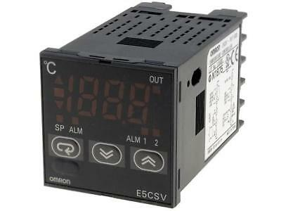 E5CSVR1T-240VAC Controller Controlled parameter temperature Mounting OMRON