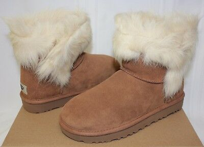 76bc3cfb831 UGG WOMEN'S MILLA Chestnut Suede boots New With Box!