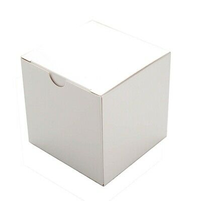 Cupcake Cookie Candy Wedding Favor Treat Gift Box 3x3x3 595