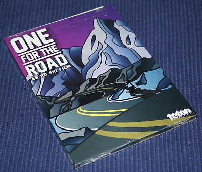 One For The Road - Ski Snowboard DVD - Brand New & Sealed