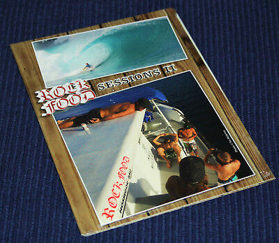 Rock Food Sessions 2 - Surfing DVD - Brand New & Sealed