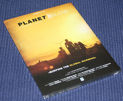 Planet Blow The Dark Lines - Surfing DVD - Brand New & Sealed