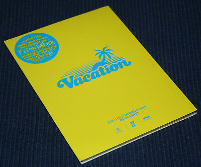 Vacation - Winer Sports Snowboard DVD - Brand New & Sealed
