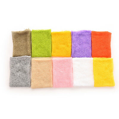 Newborn Baby Photography Props Mohair Wrap Boy Girl Knitted Crochet Photo TB