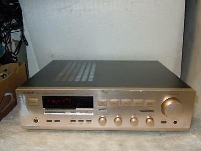 Luxman R341 Great Stereo Receiver-Made in Japan-No Remote-Built Phono Stage-RARE
