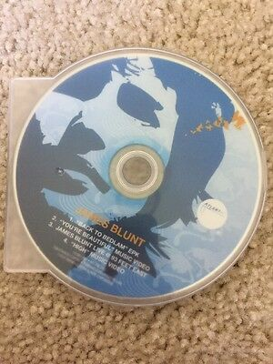 JAMES BLUNT DVD EPK PROMO (4 Songs) Very Good Condition! Free Shipping!