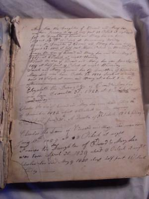 1810 FLEETWOOD LIFE OF CHRIST WITH EXTENSIVE MANUSCRIPT LEA FAMILY HISTORY 1800s